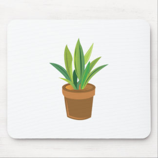 Potted Plant Mouse Pad