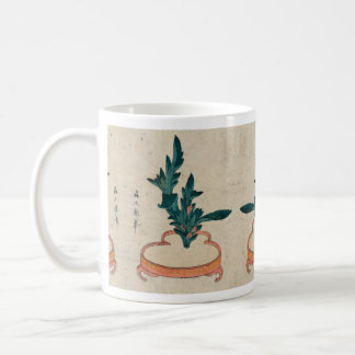 Potted Plant mug (fullwrap tiled)