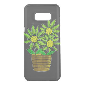 Potted Sunflowers Uncommon Samsung Galaxy S8 Plus Case