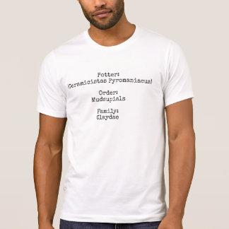 Potter: (Ceramicistas Pyromaniacus) T-Shirt