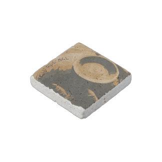 """Potter"" Natural Stone Magnet"