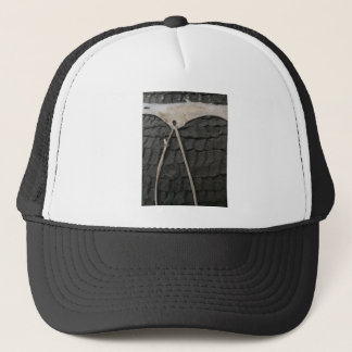 Pottery Design Trucker Hat