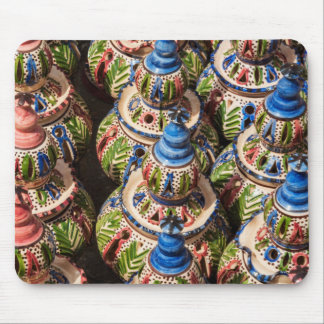 Pottery For Sale At Market Mouse Pad