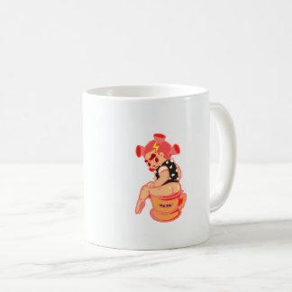 POTTY GIRL COFFEE MUG