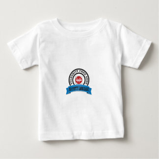 potty language do not enter baby T-Shirt
