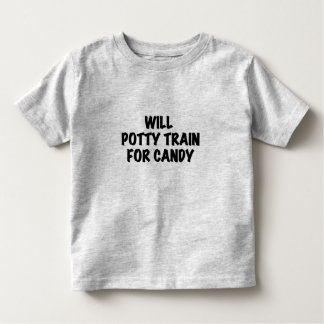 Potty Train for Candy Tshirts and Gifts