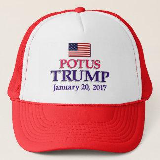 POTUS Trump Trucker Hat