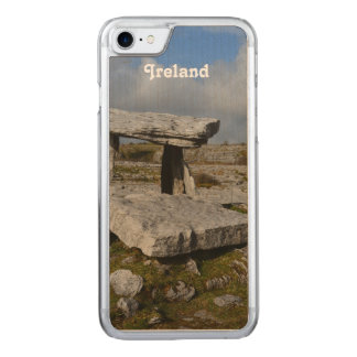 Poulnabrone Tomb Carved iPhone 8/7 Case