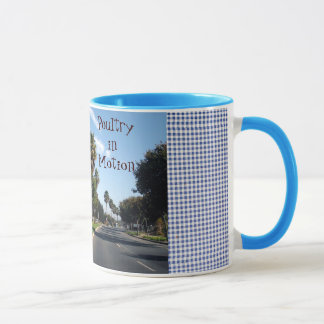 Poultry in Motion Mug