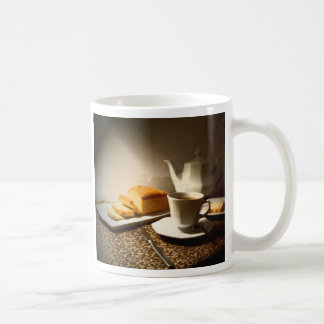 Pound Cake & Tea Coffee Mugs