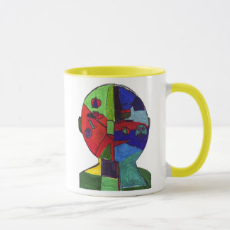 Pound-Chase R Mug