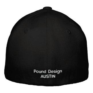 Pound Flex Embroidered Hats