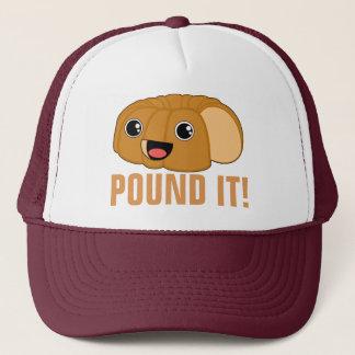 Pound It Pound Cake Trucker Hat
