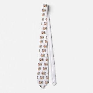 Pound note tie