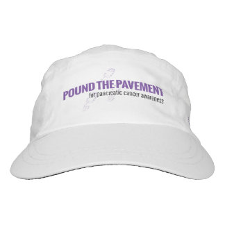 Pound The Pavement Custom Cap