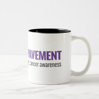 Pound The Pavement Mug