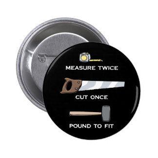 Pound To Fit 6 Cm Round Badge