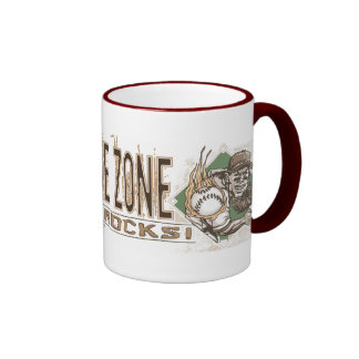 Poundin' the Zone Mug