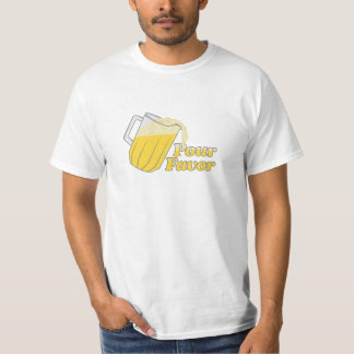 Pour Favor Beer Pitcher T-shirts