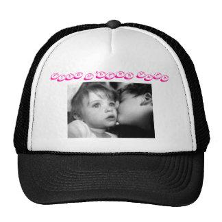 pour papa mesh hats