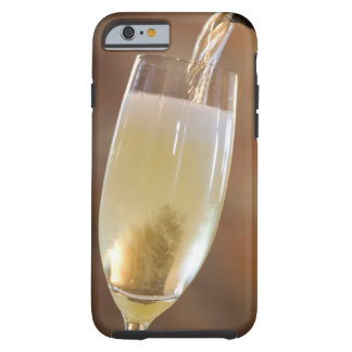 Pouring champagne tough iPhone 6 case