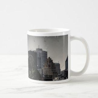 Pouring Ice On Game Coffee Mug