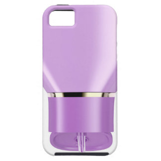 Pouring shampoo or other liquid iPhone 5 cover