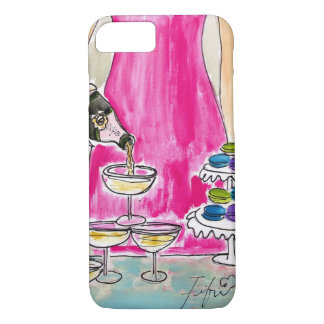 Pouring the Bubbly iPhone 8/7 Case