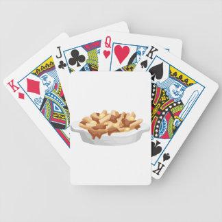 poutine poker deck