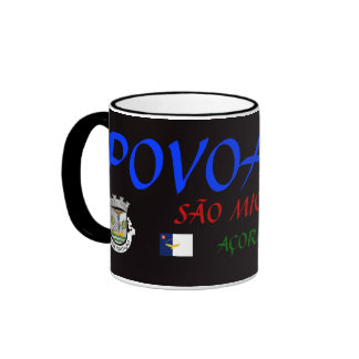 Povoacao* Coffee Mug