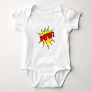 Pow! Cartoon SFX Baby Bodysuit
