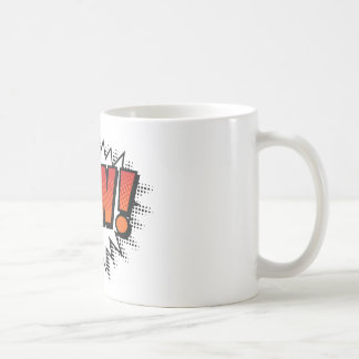 pow coffee mug