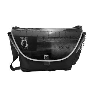 POW/MIA Commemorative Messenger Bag