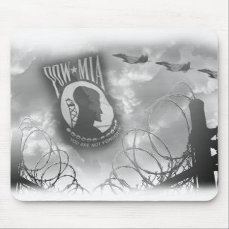 POW MIA Commemorative Mousepad