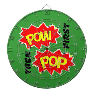 POW POP DARTBOARDS