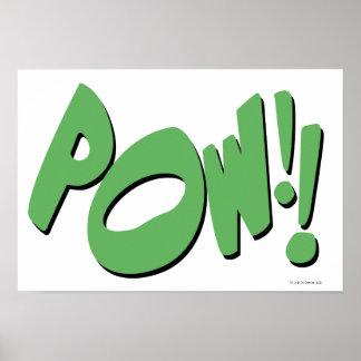 POW!! POSTER