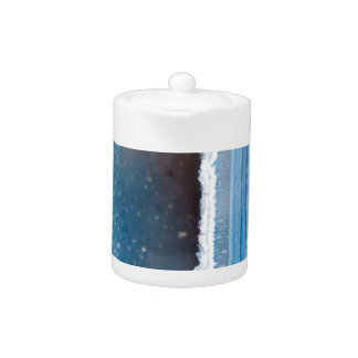 Powder Blue Geode Druzy