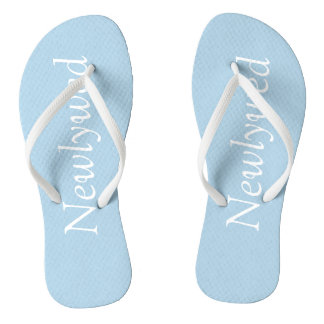 Powder Blue Newlywed Thongs