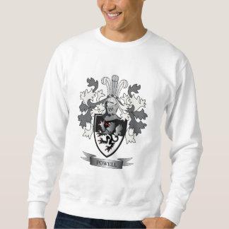Powell Family Crest Coat of Arms Sweatshirt