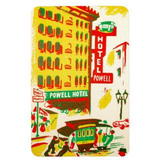 Powell Hotel San Francisco Magnets