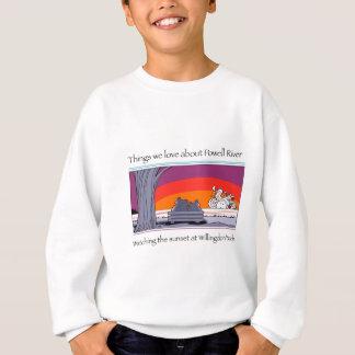 Powell river  copy sweatshirt