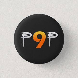 Power 9 Pro 3 Cm Round Badge