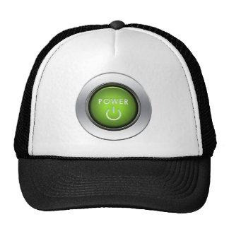 Power Button Hat
