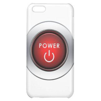 Power Button iPhone 5C Case