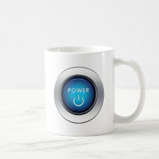 Power Button Coffee Mugs