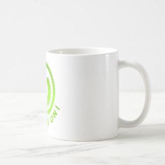 Power Button - Turn Me on Mug