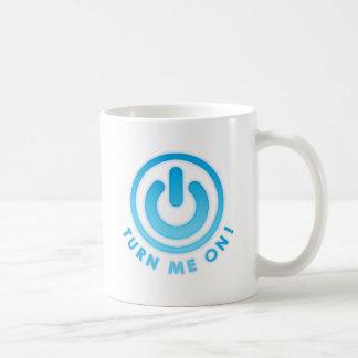 Power Button - Turn Me on Mugs