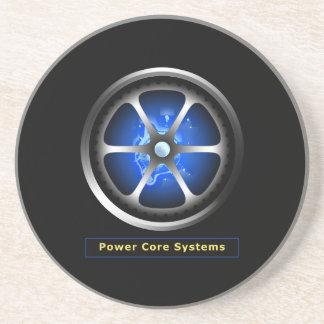 Power core coaster