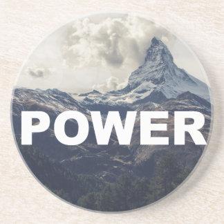 Power Drink Coaster