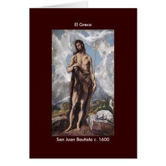 Power El Greco - Customized Card